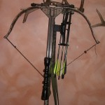 Recurve Crossbow