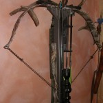 Not all crossbows have cables and pulleys.  A recurve crossbow is more challenging to hunt with than a modern compound bow.